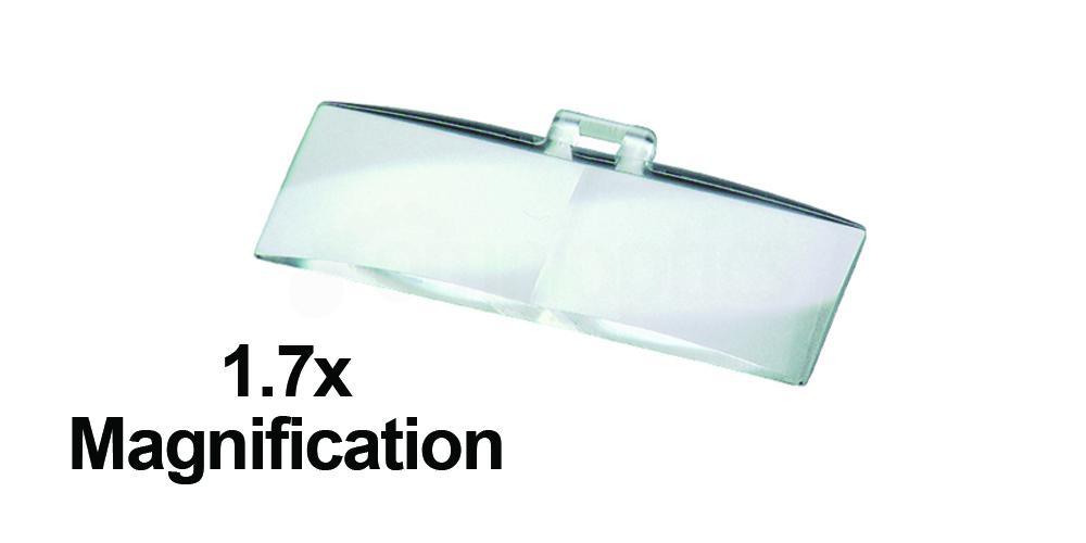 16455 LaboCLIP - Replacement Lens for Clip-on Magnifier Accessories, Eschenbach