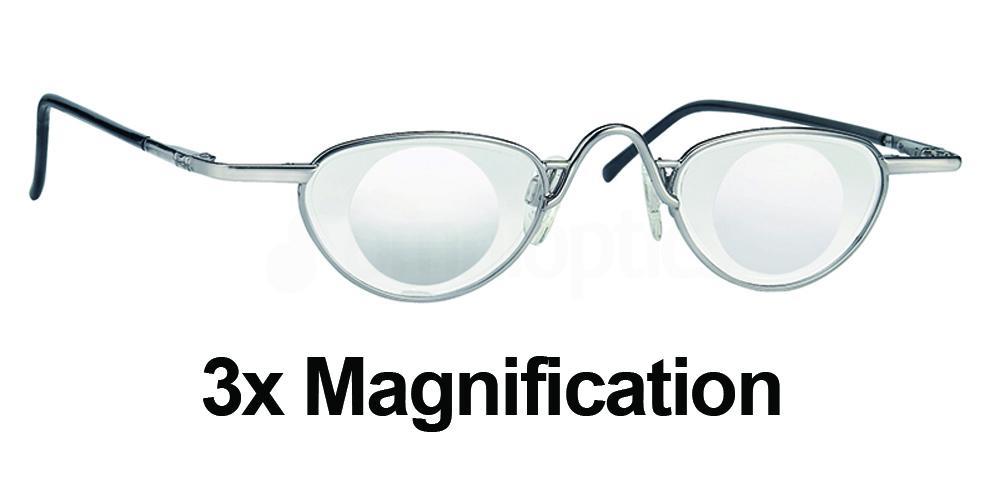 16810413 Higher Additions - Noves MONO - Gunmetal Frame Accessories, Eschenbach