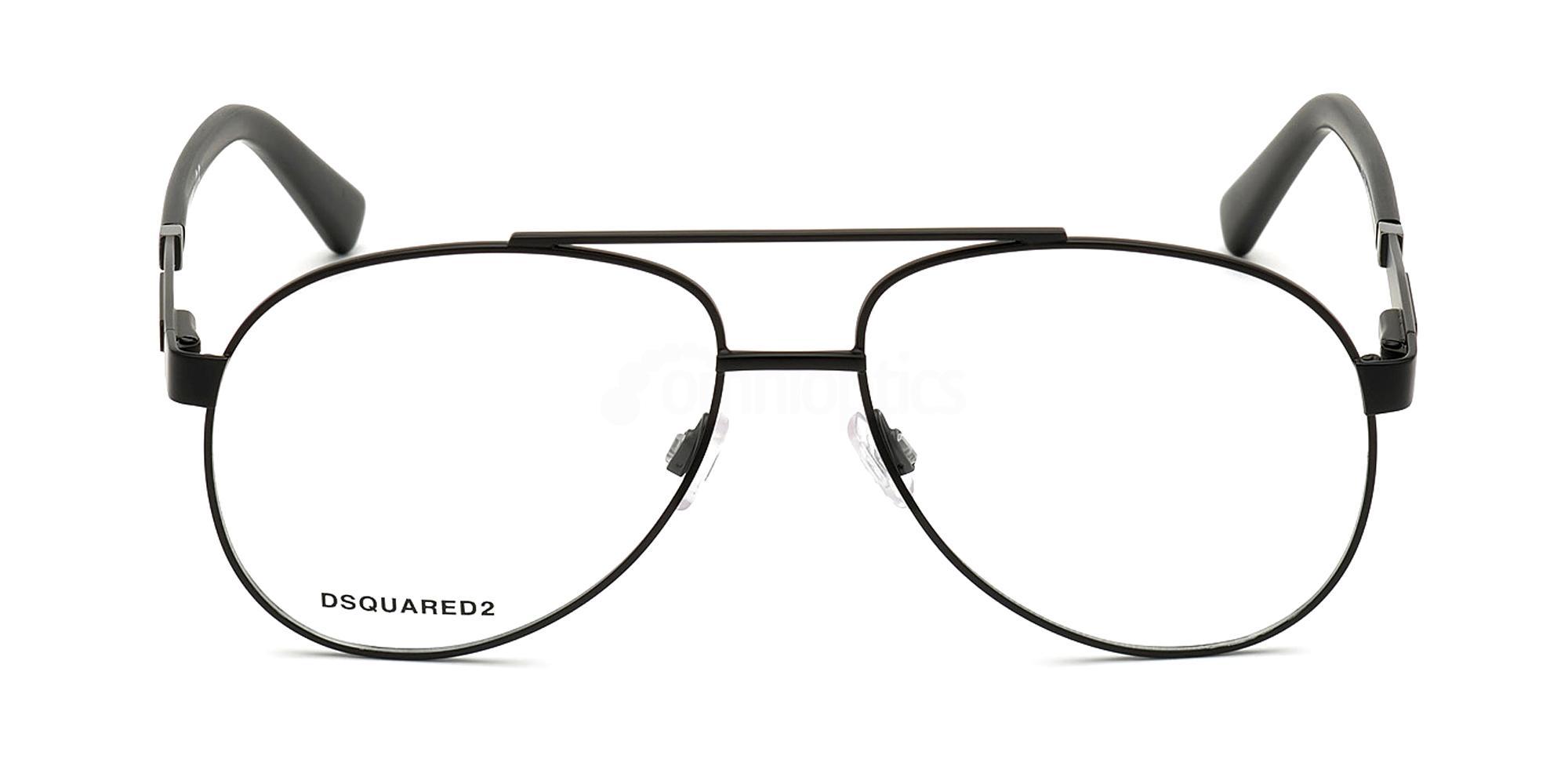 002 DQ5308 Glasses, DSQUARED2