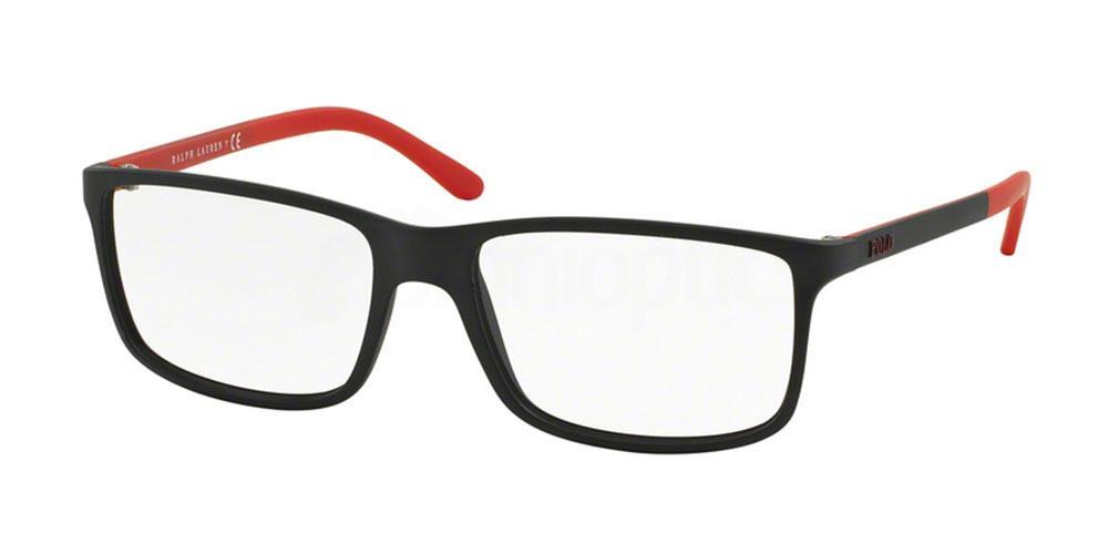 5504 PH2126 Glasses, Polo Ralph Lauren