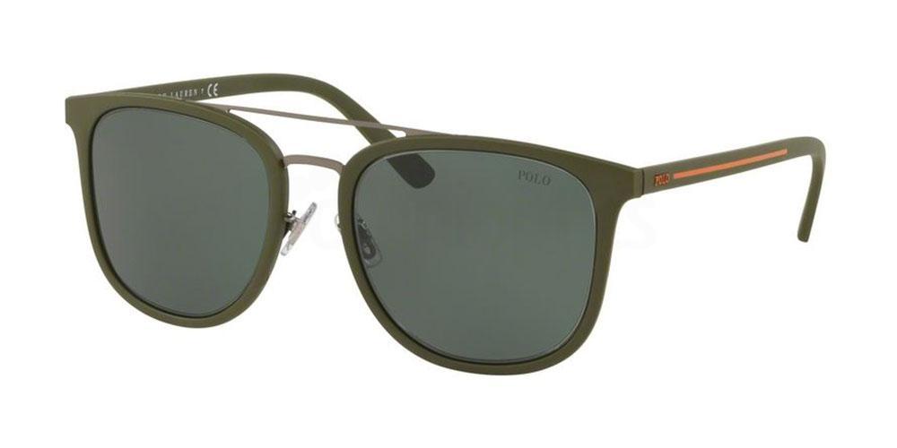 521671 PH4144 Sunglasses, Polo Ralph Lauren