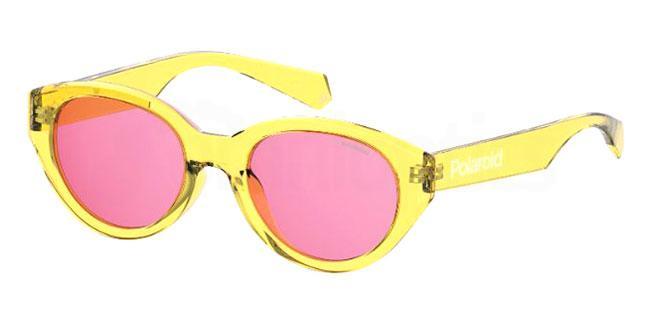 40G (0F) PLD 6051/G/S Sunglasses, Polaroid