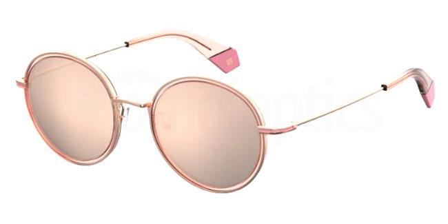 35J (0J) PLD 6079/F/S Sunglasses, Polaroid