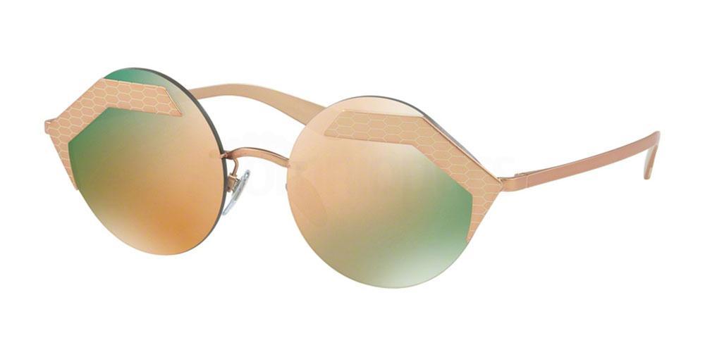 20134Z BV6089 Sunglasses, Bvlgari