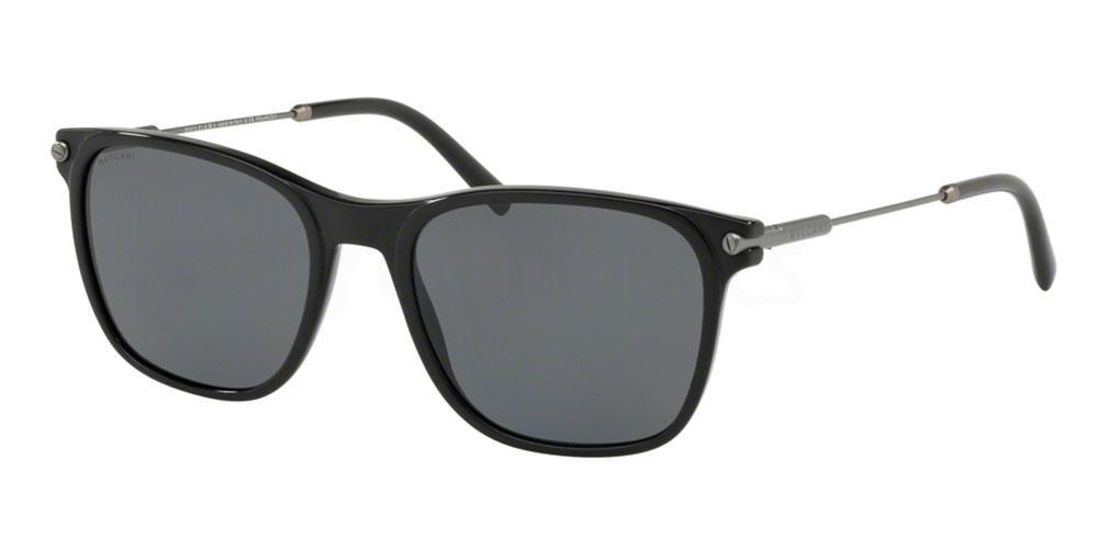 544881 BV7032 Sunglasses, Bvlgari