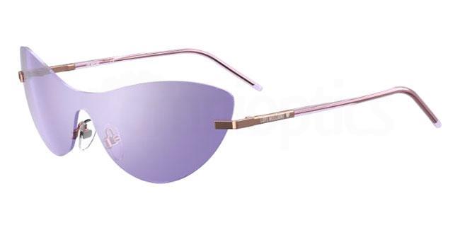 B3V (2S) MOL025/S Sunglasses, Love Moschino