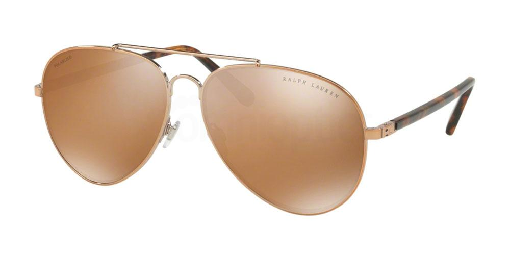 93362T RL7058 Sunglasses, Ralph Lauren