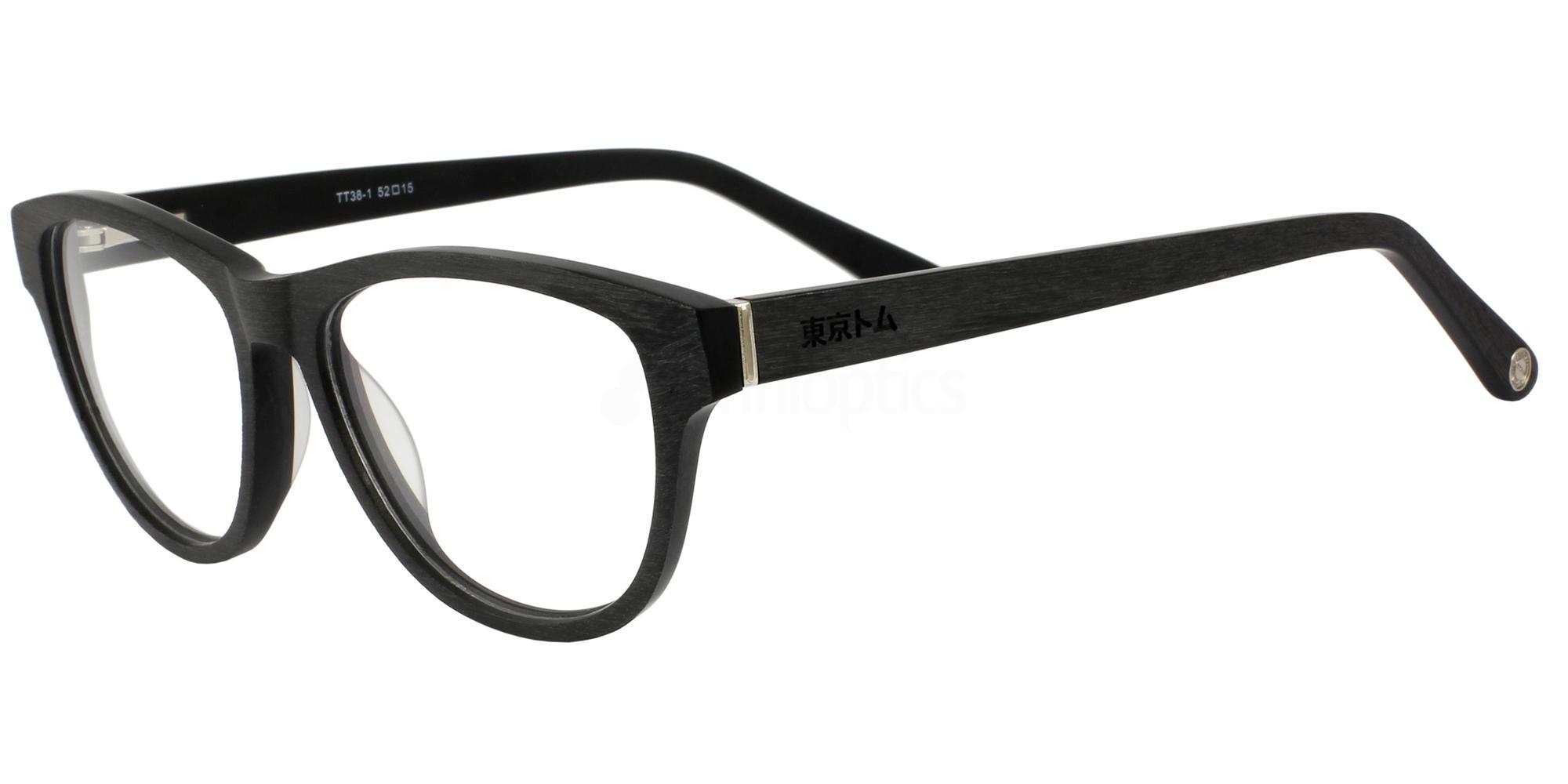 C1 TT38 Glasses, Tokyo Tom