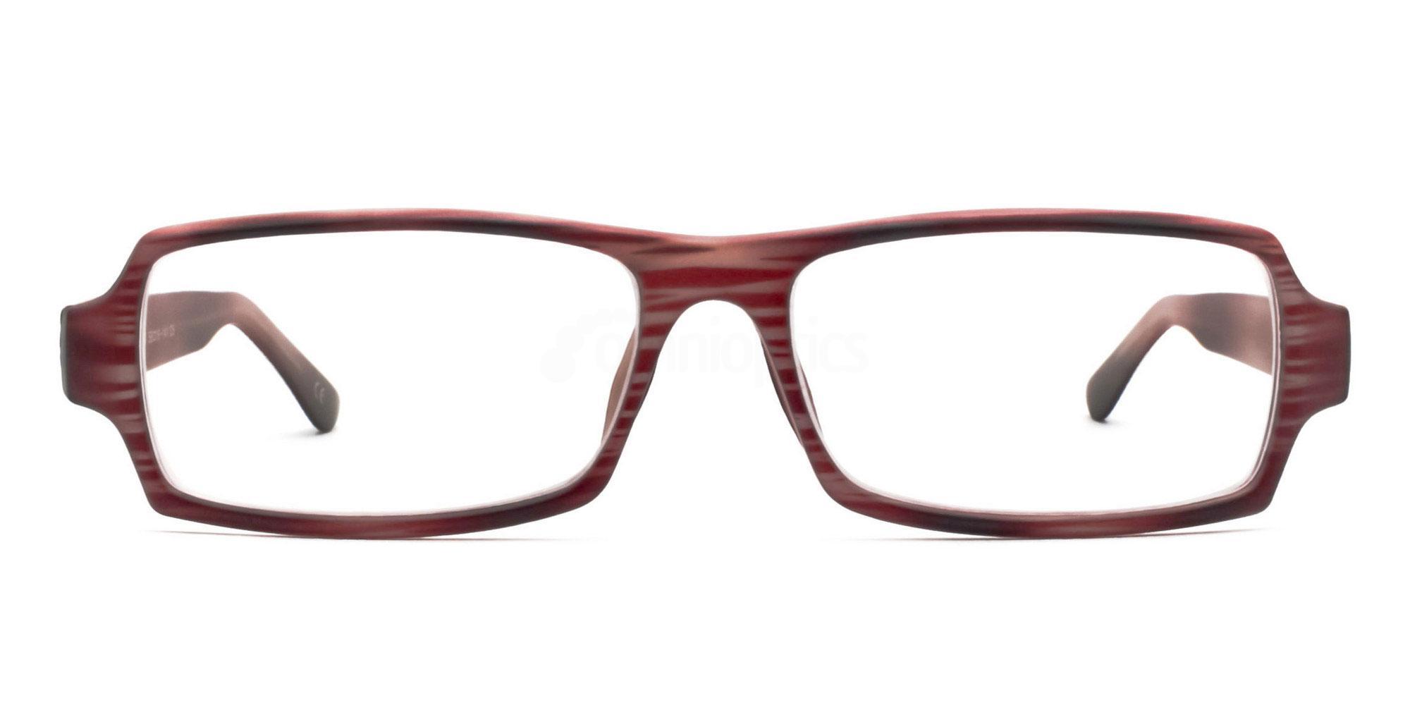 C5 Red 77068 (Red) Glasses, Savannah