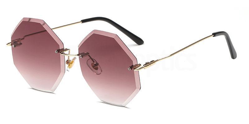 С2 DW070 Sunglasses, #totallook