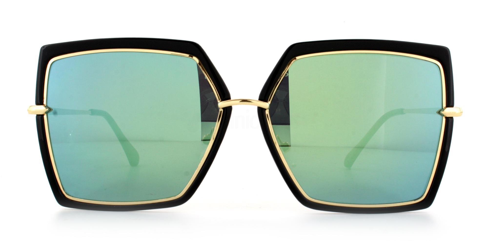 С3 DW155 Sunglasses, #totallook