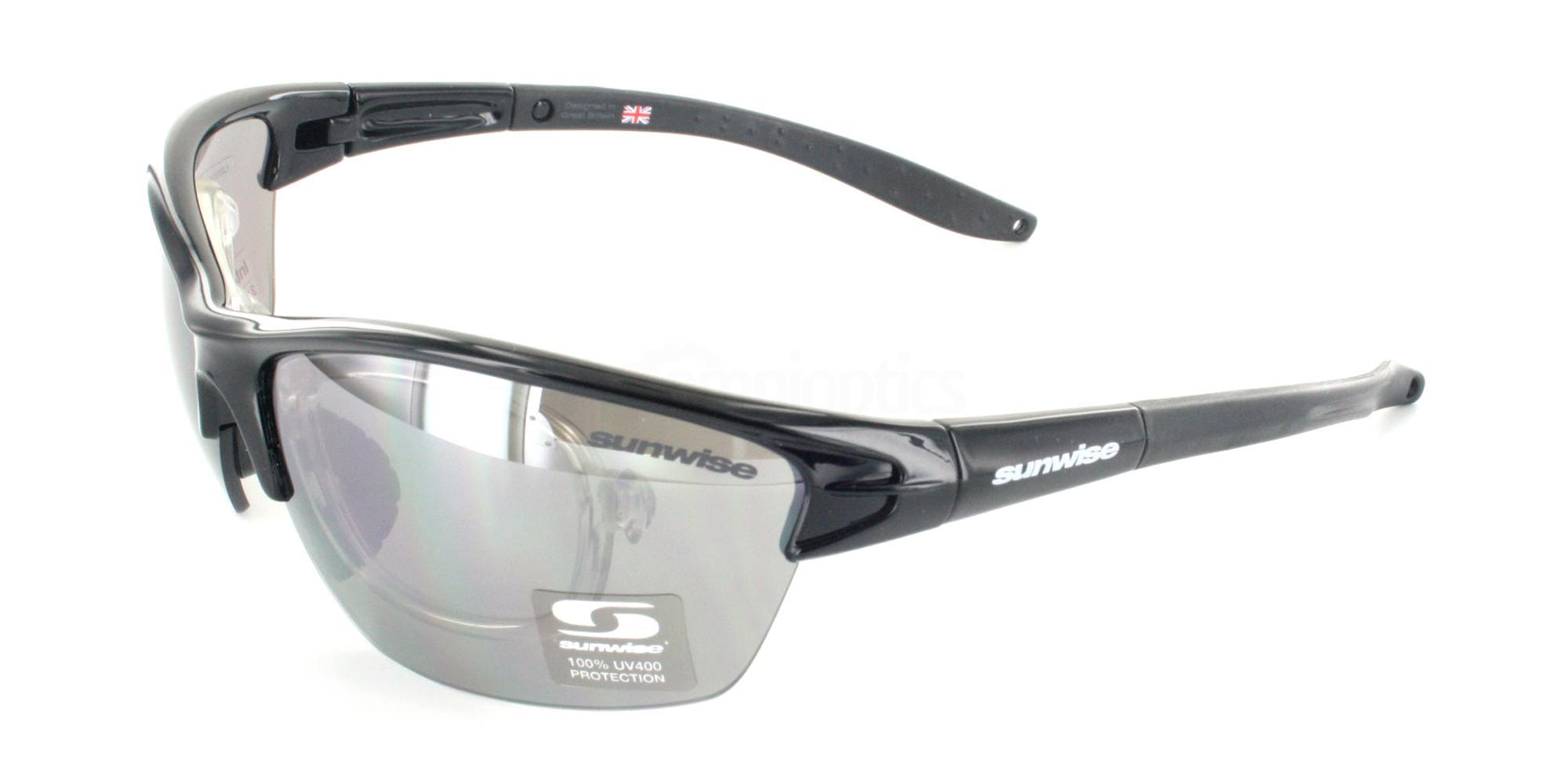 Black Montreal MK - 4 sets pc lenses Sunglasses, Sunwise