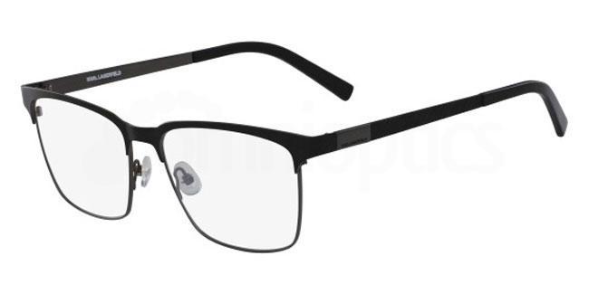 501 KL259 Glasses, Karl Lagerfeld