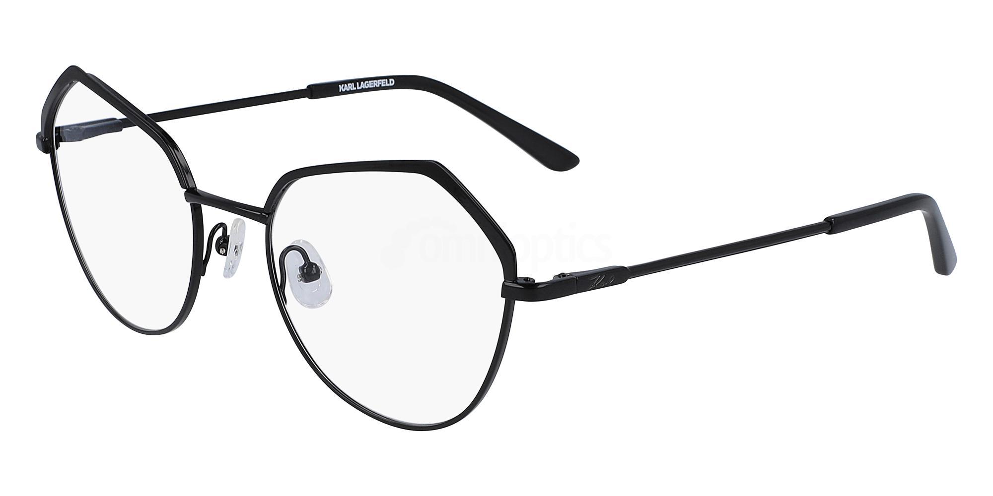 501 KL286 Glasses, Karl Lagerfeld