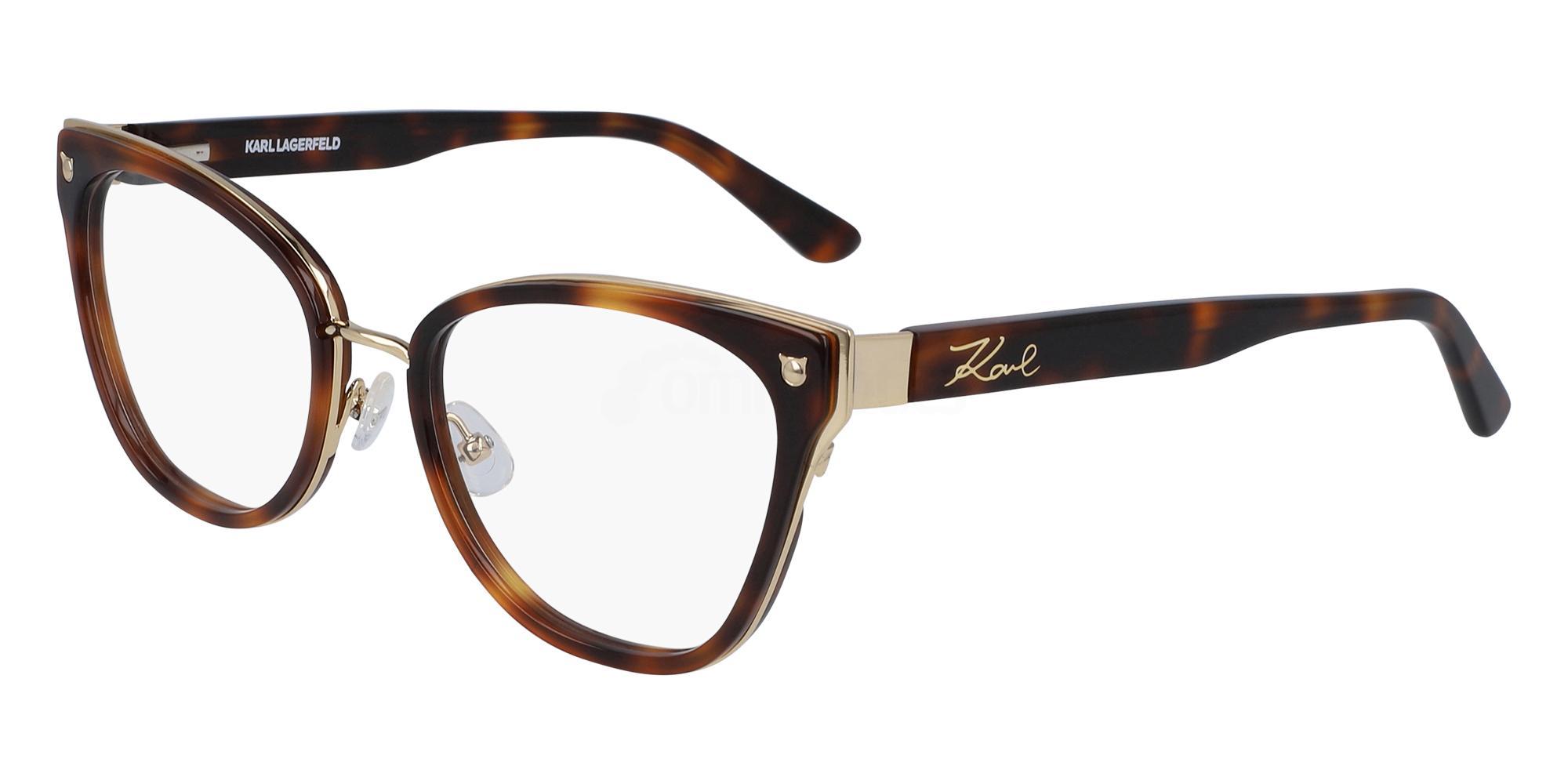 538 KL287 Glasses, Karl Lagerfeld