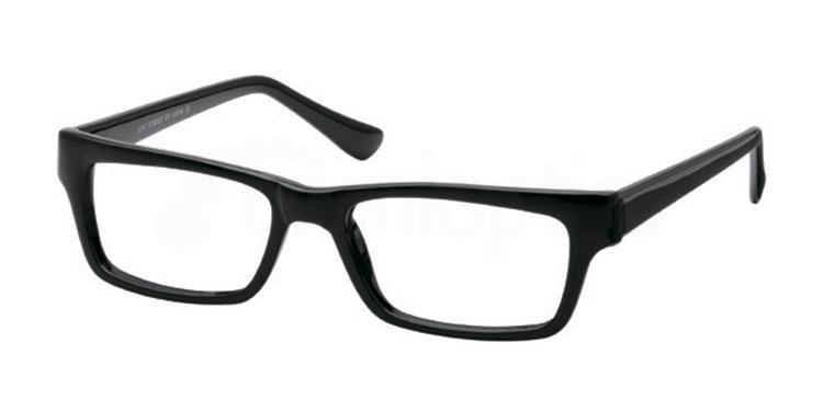 Black Eye Street 028 Glasses, Look Designs
