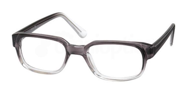 Grey 4TH BASE Glasses, Look Designs