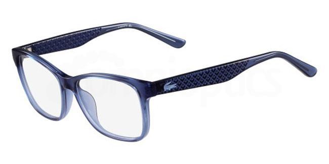 424 L2774 Glasses, Lacoste