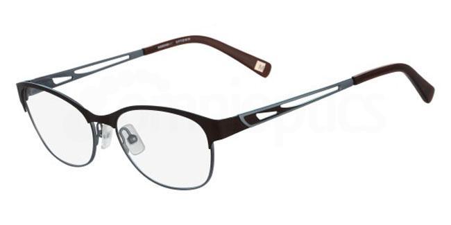 210 M-CLAREMONT Glasses, Marchon