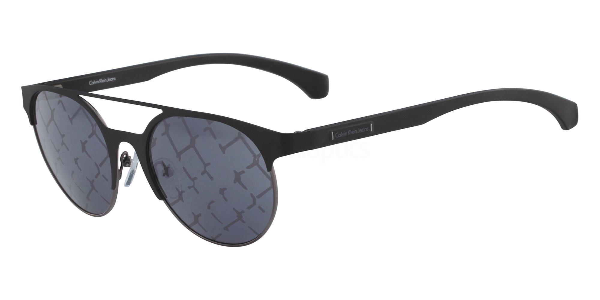002 CKJ508S Sunglasses, Calvin Klein Jeans