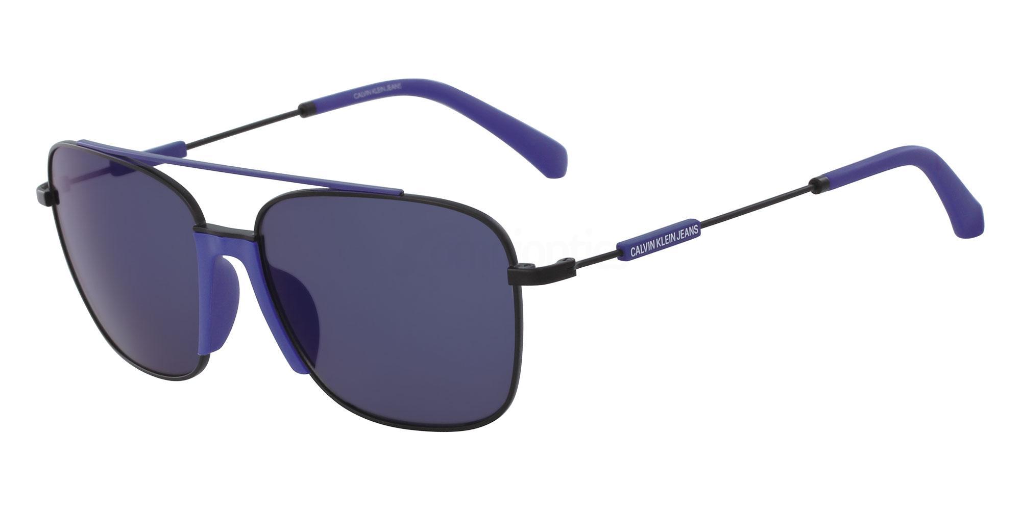 001 CKJ18100S Sunglasses, Calvin Klein Jeans