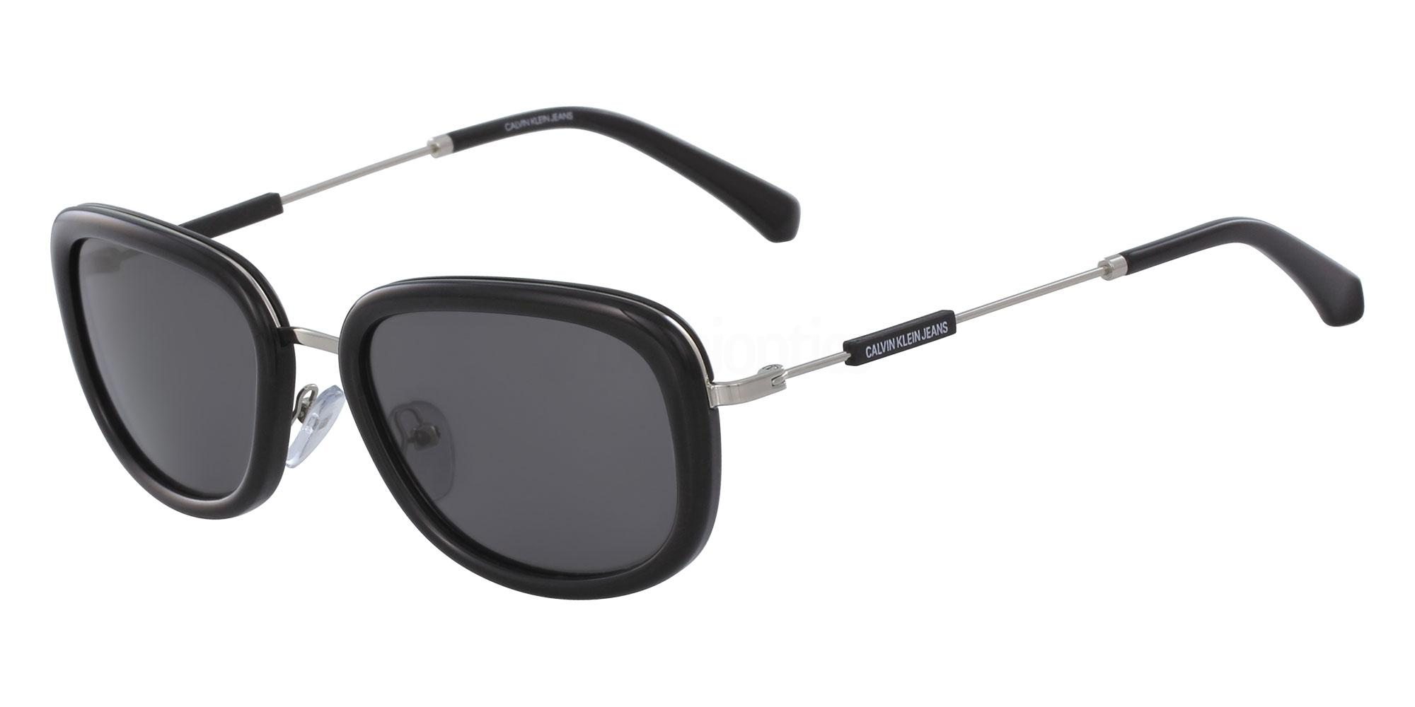 001 CKJ18700S Sunglasses, Calvin Klein Jeans