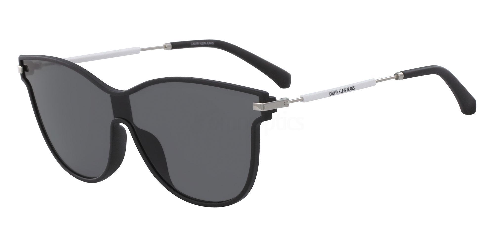 001 CKJ18702S Sunglasses, Calvin Klein Jeans