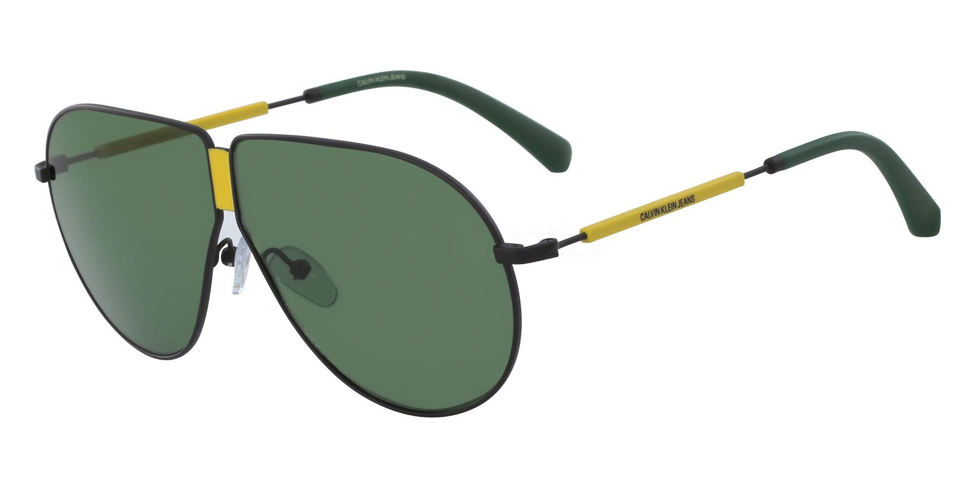 001 CKJ19102S Sunglasses, Calvin Klein Jeans
