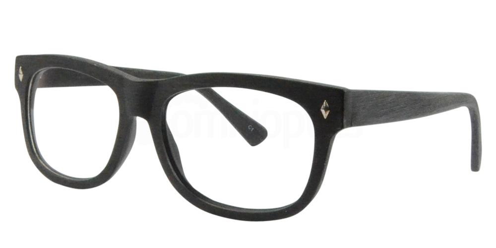 Black SDM3015 Glasses, Sigma