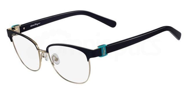 414 SF2147 Glasses, Salvatore Ferragamo