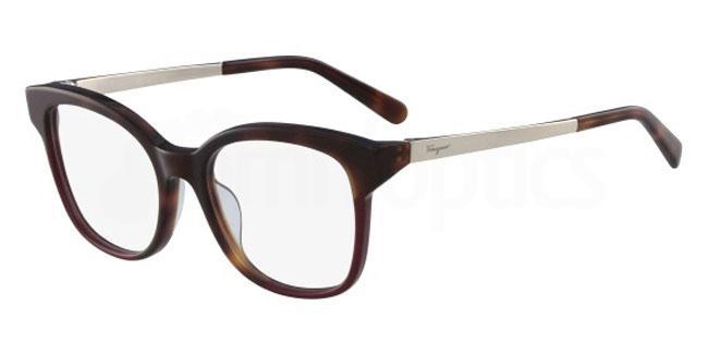 207 SF2776 Glasses, Salvatore Ferragamo