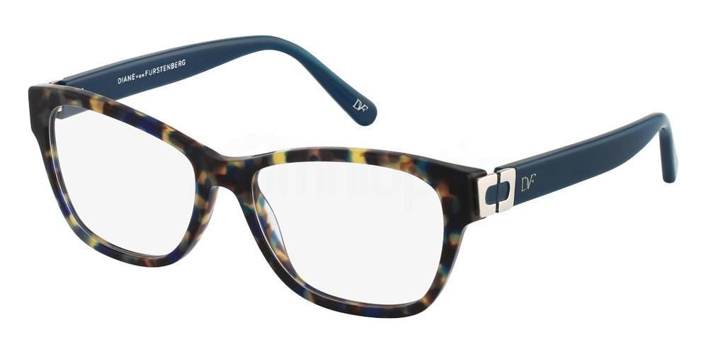 313 DVF5059 Glasses, DVF