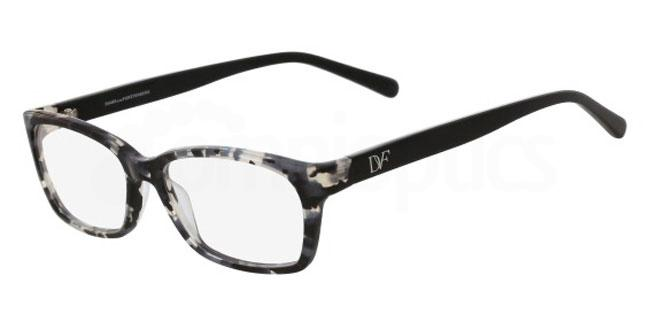 001 DVF5088 Glasses, DVF