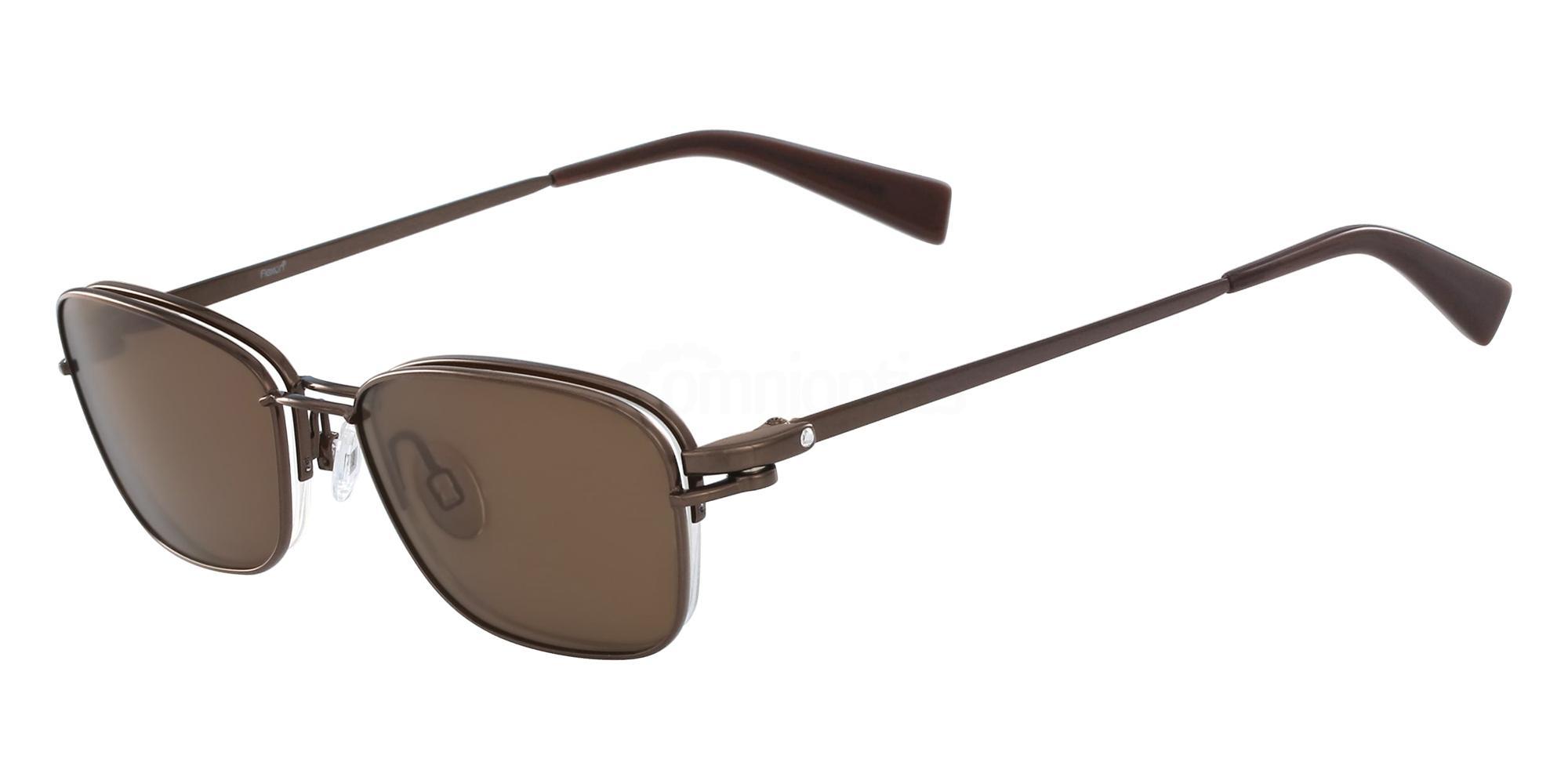 210 FLX906 MAG-SET Glasses, Flexon