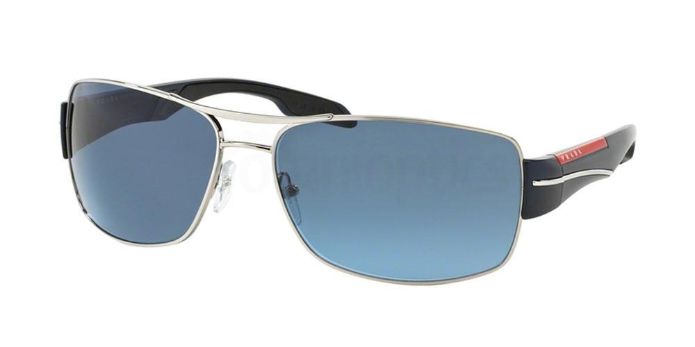 1BC5I1 PS 53NS (1/2) Sunglasses, Prada Linea Rossa