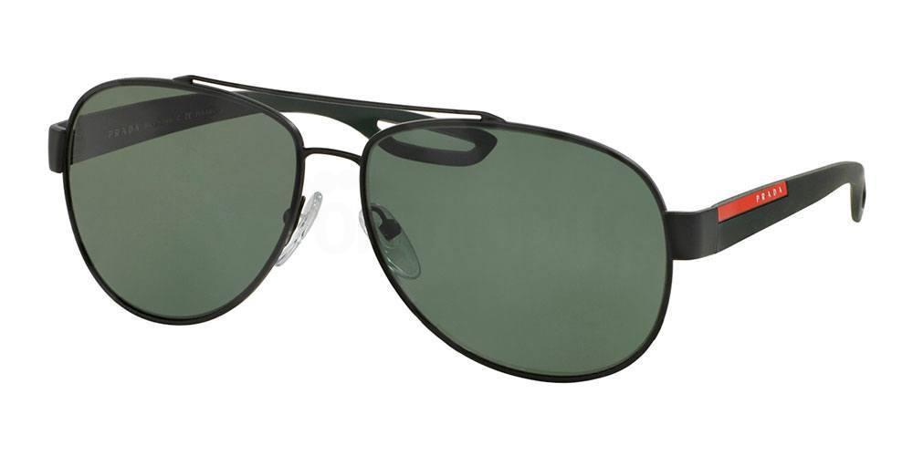 DG05X1 PS 55QS Sunglasses, Prada Linea Rossa