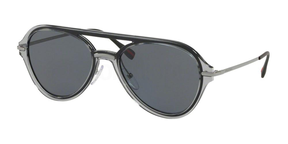 P2X5Z1 PS 04TS Sunglasses, Prada Linea Rossa