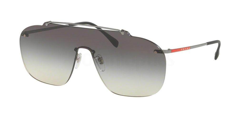 5AV130 PS 51TS Sunglasses, Prada Linea Rossa