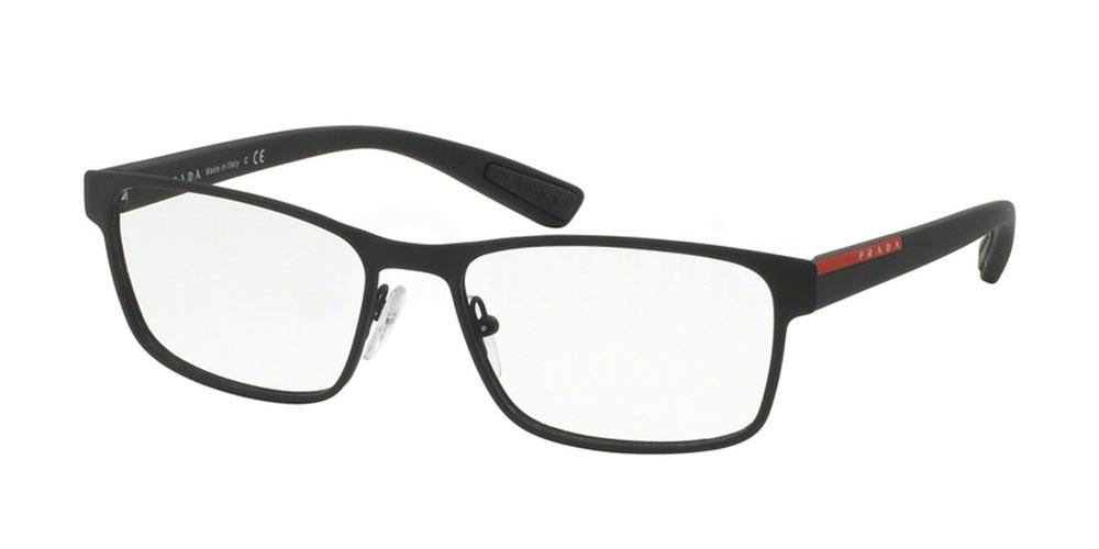 DG01O1 PS 50GV Glasses, Prada Linea Rossa