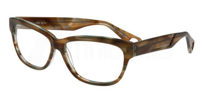 Sky Horn P056 Glasses, Booth & Bruce Design