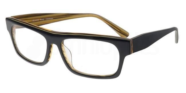 Black and Havana P024 Glasses, Booth & Bruce Design