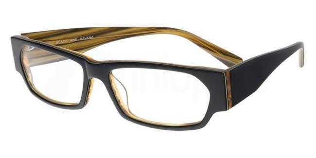 Black and Havana P026 Glasses, Booth & Bruce Design
