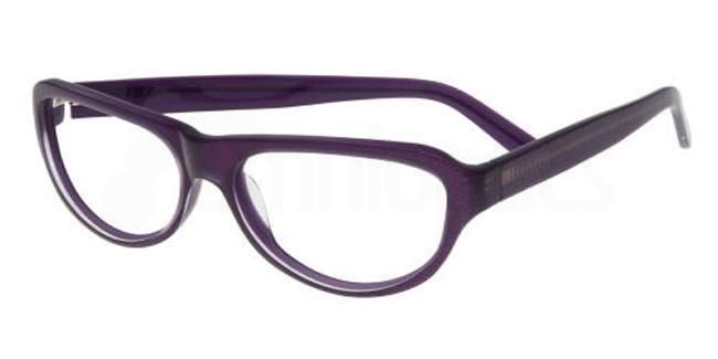 Glam Purple P039 Glasses, Booth & Bruce Design