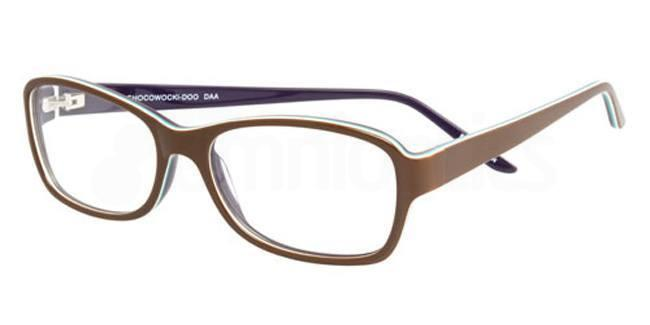 Choco Wocki Doodaa 907 Glasses, Booth & Bruce Design