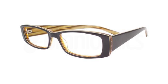 Black and Havana Po11 Glasses, Booth & Bruce Design
