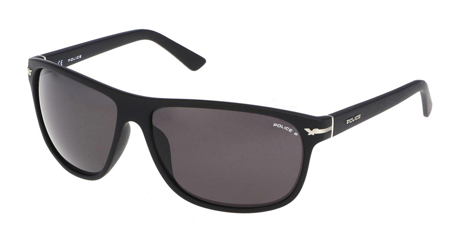 U28P S1958 Polarized , Police