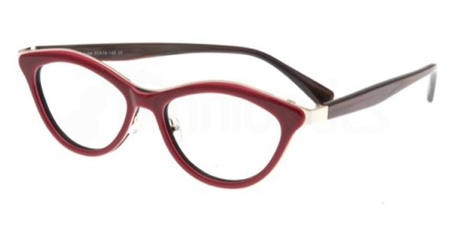 Cherry Lips BB1608 Glasses, Booth & Bruce Here and Now