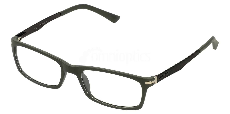 0968 V1876 Glasses, Police