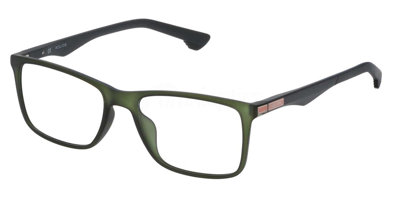 0498 VPL638 Glasses, Police