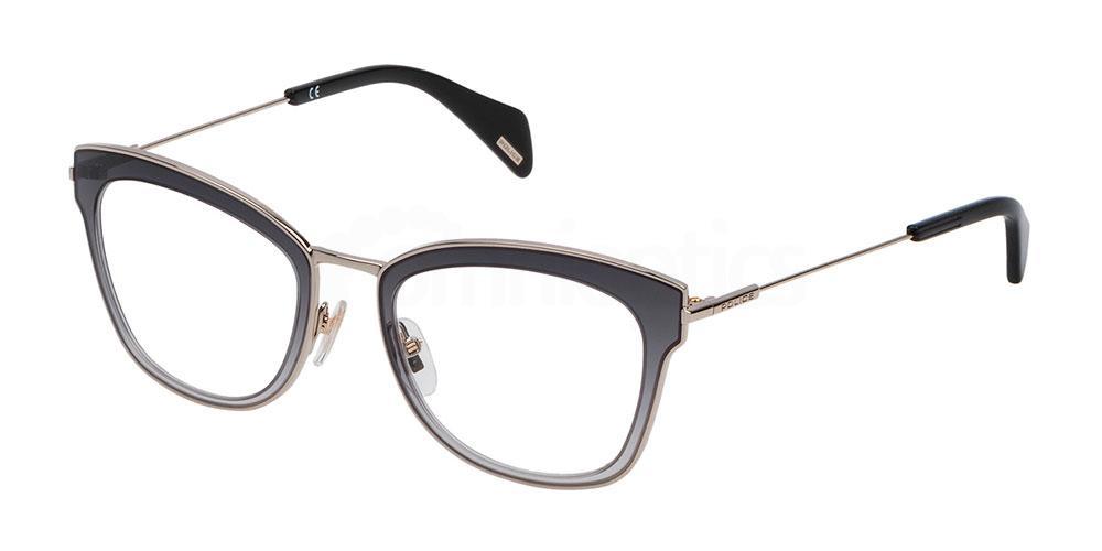 0594 VPL632 Glasses, Police